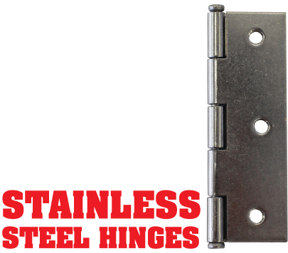 stainless-hinge